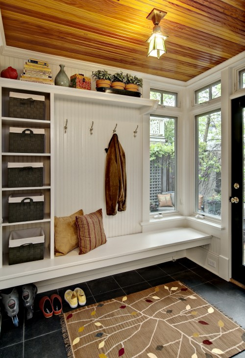 Cloakroom Coats And Shoes Etc Storage on Kerala Home Interior Design Ideas For Stair