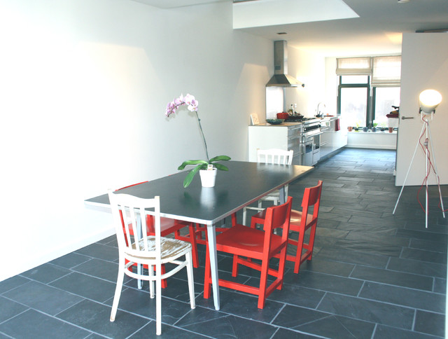 Chinese irregular slate floor tiles - 03