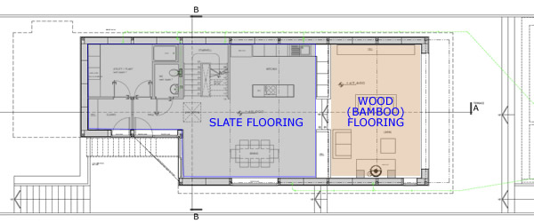 ground floor - flooring