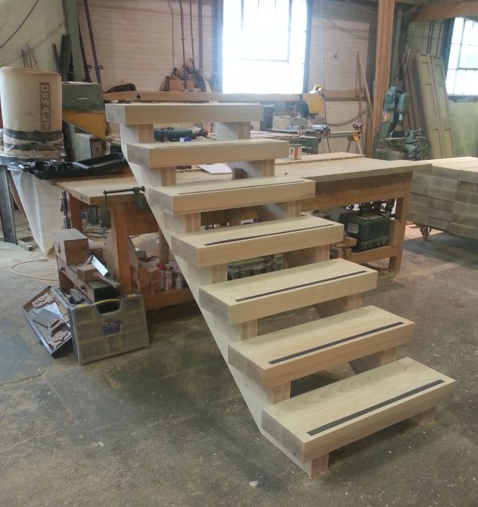 stair-construction-progress