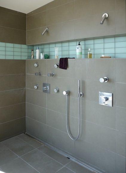 shower niche shelf