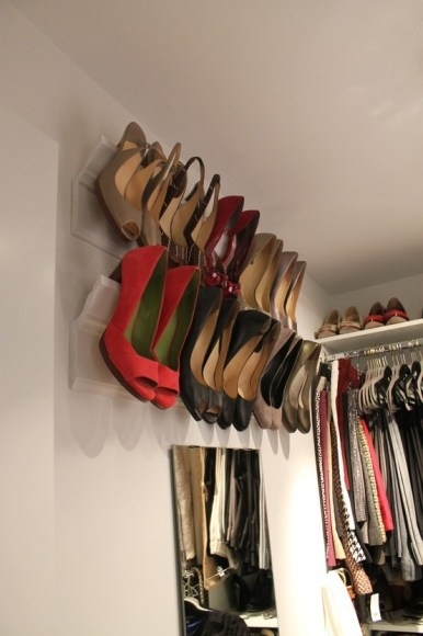 girls shoe storage