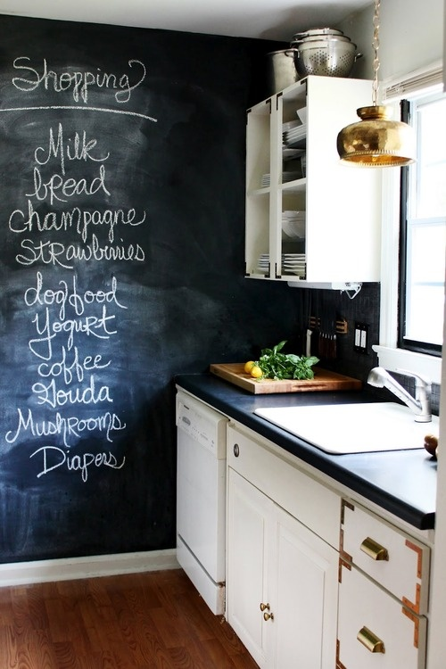 blackboard wall - 02
