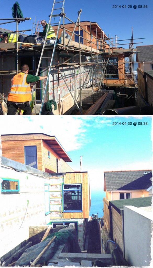 2014-04-25 to 30th - scaffoulding down - 02